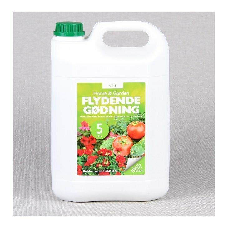 Home & Garden flydende gødning 5 L