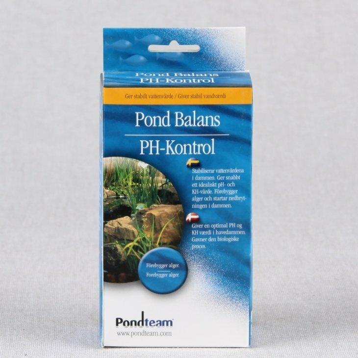 PH-Kontrol 250 gram til 2500 liter