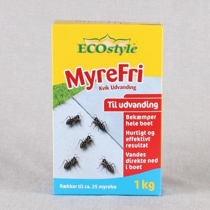 Myrefri Kvik til udvanding fra Ecostyle 1 kg