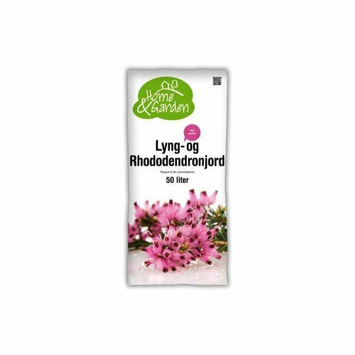 Lyng og Rhododendronjord 50 L
