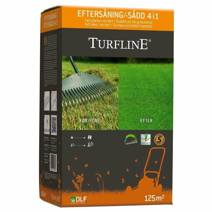 Turfline Eftersåning 4 i 1 Plænegræs 2,5 kg