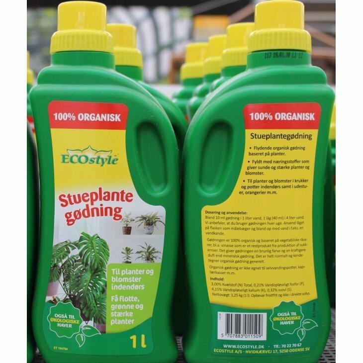 Ecostyle Stueplantegødning 1L