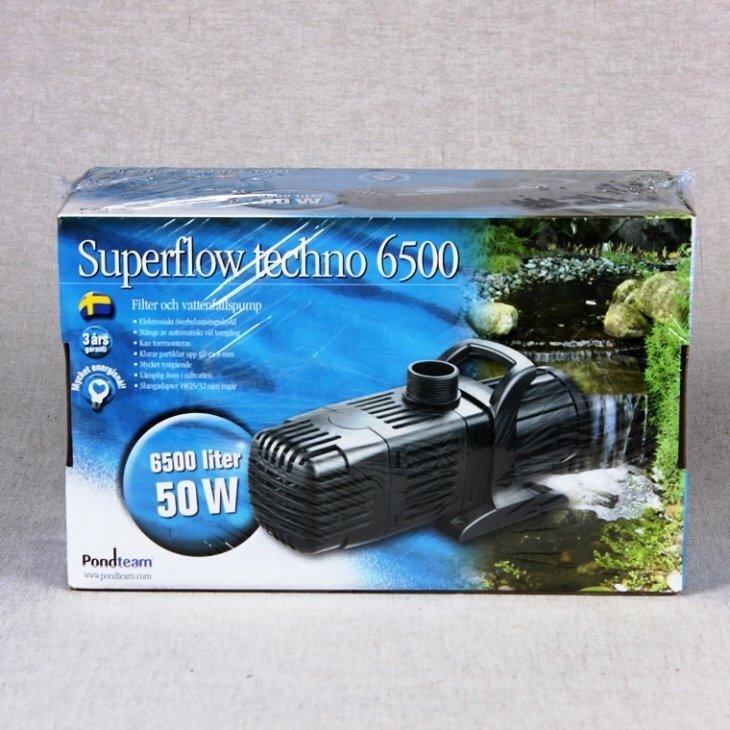 Superflow Techno 6500 - 50 W
