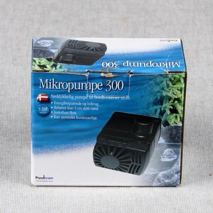 Mikropumpe 300 Indendørs