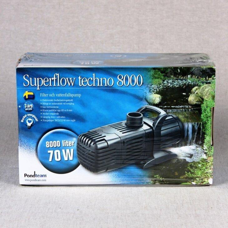 Superflow Techno 8000 - 70 W
