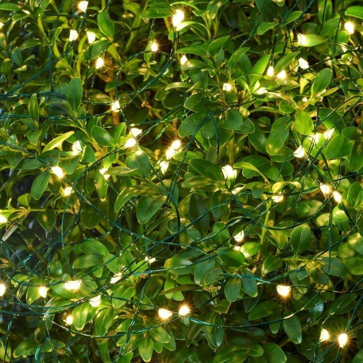 Sirius Knirke 15 strenge fra 0,7-1,5 m med 200 LED til ude og inde
