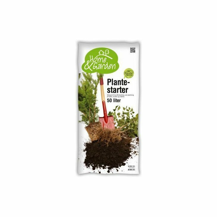 Plantestarter 50 L