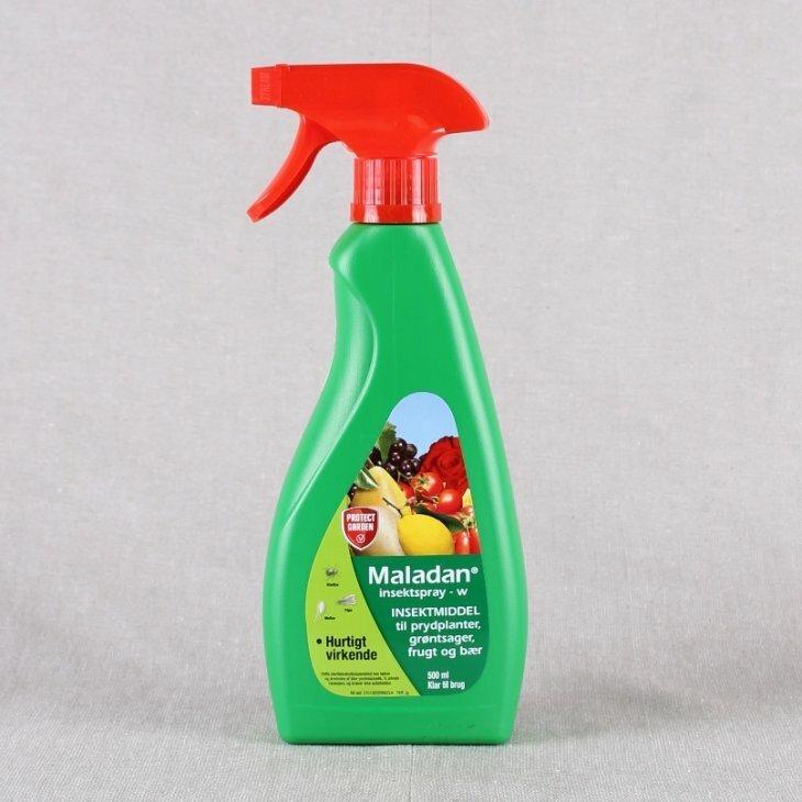 Insektmiddel, Maladan 500 ml