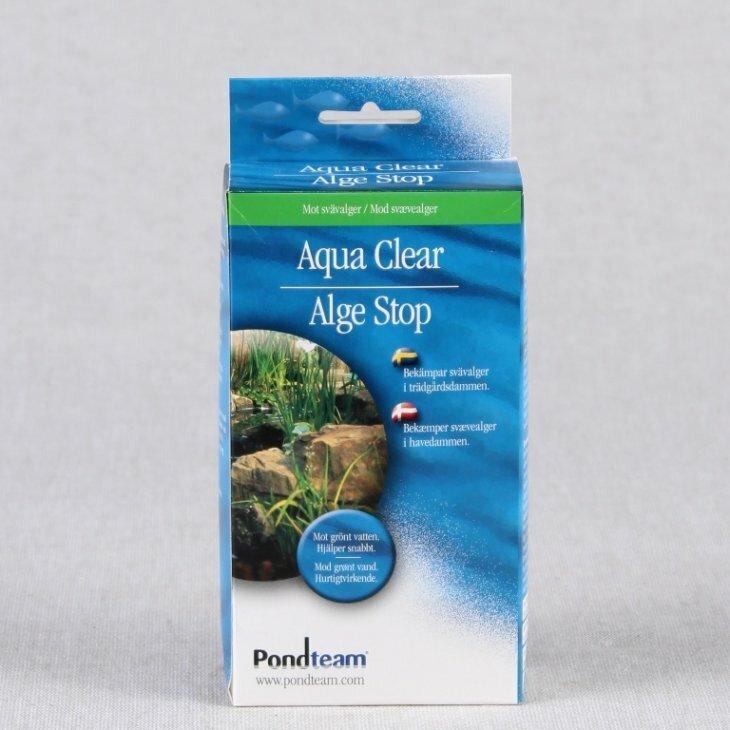 Alge Stop 250 ml til 5000 liter