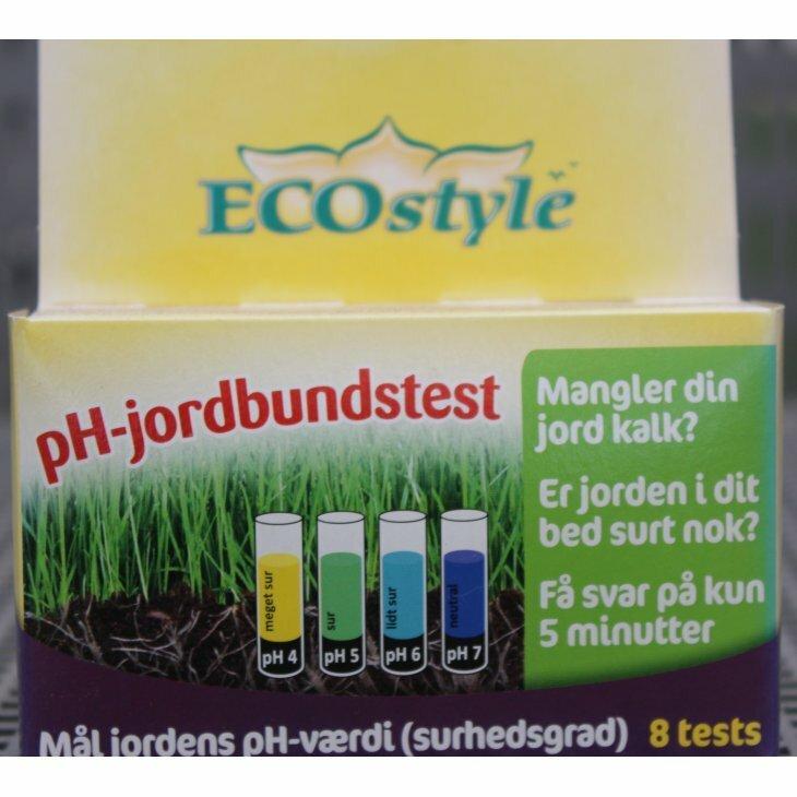Ecostyle PH-testsæt
