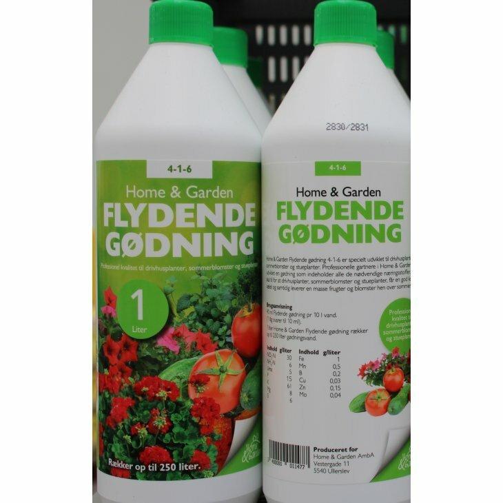Home & Garden flydende gødning 1 L