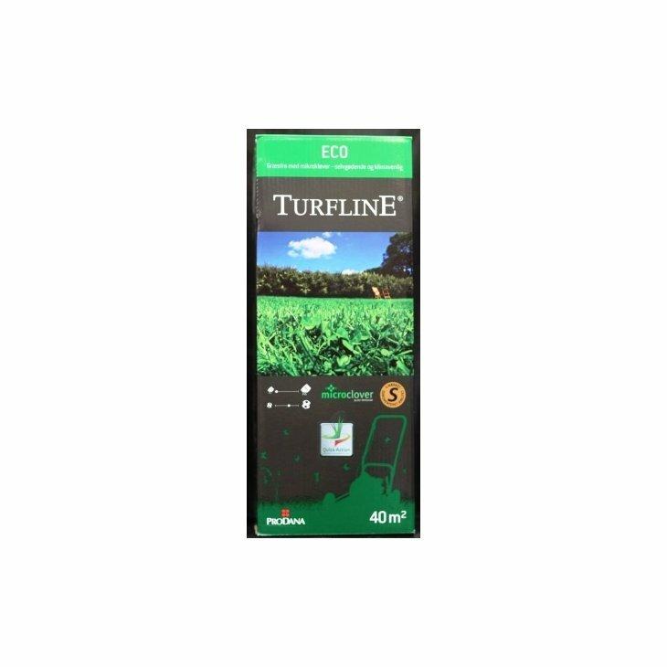 Turfline ECO med Microkløver og Plænegræs