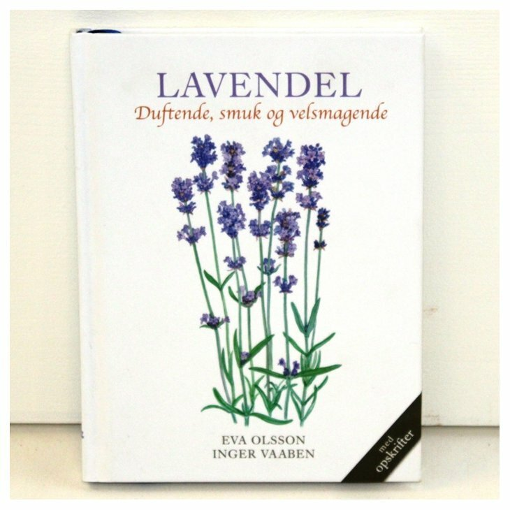 Lavendel, bog