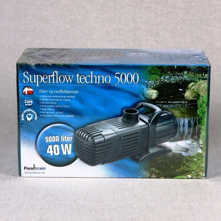 Superflow Techno 5000 - 40 W