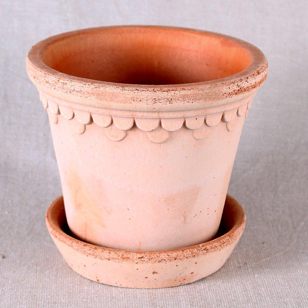 Bergs Københavner potte rosa (uden underskål)