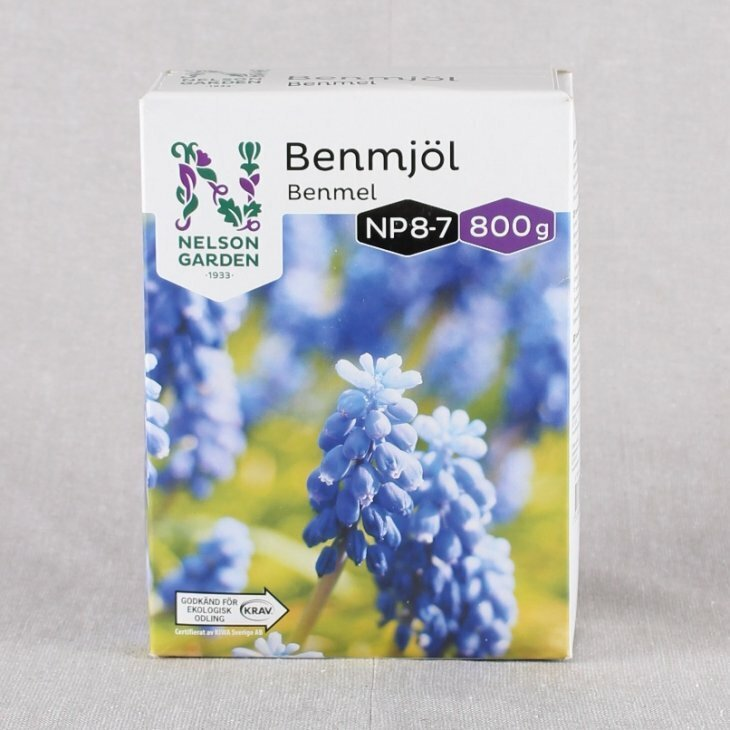 Benmel NP 8-7 fra Nelson Garden 800 gr.