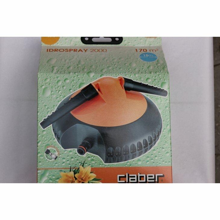 Claber Rotationssprinkler Idrospray 2000 nr. 8675