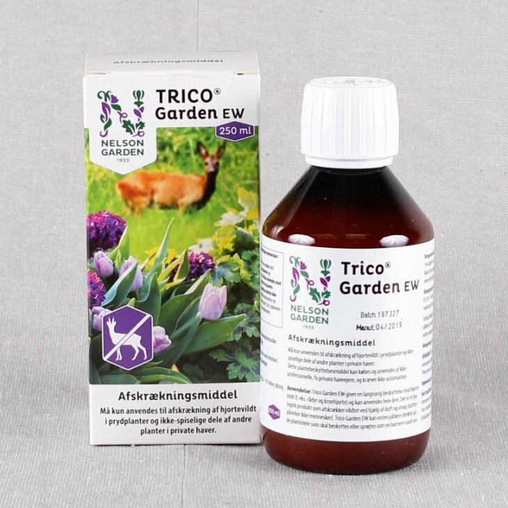 Hjorteafskrækningsmiddel, Trico Garden EW