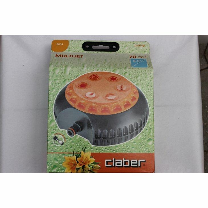Claber Multifunktionsprinkler nr. 8654