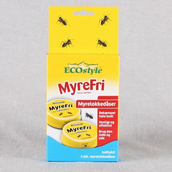 Myrelokkedåse fra Ecostyle, 2 stk.