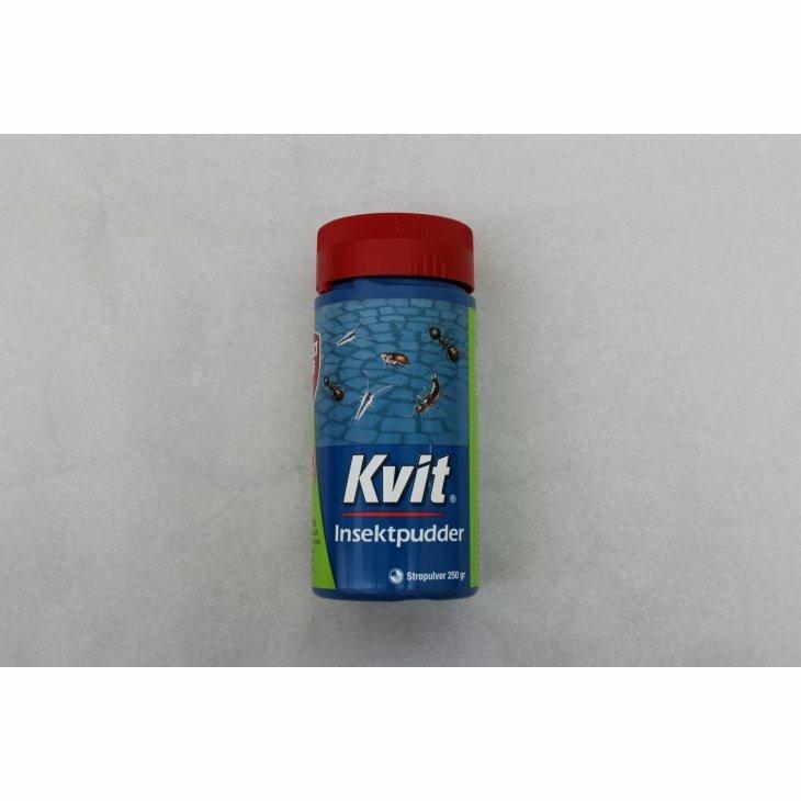 Myremiddel Kvit Insektpudder 250 gr.