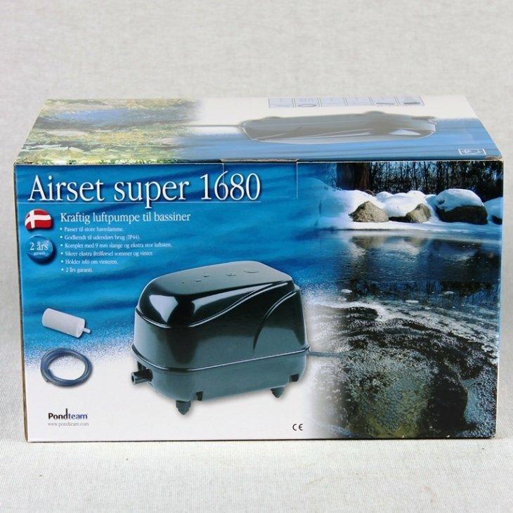 Luftpumpe Super 1680