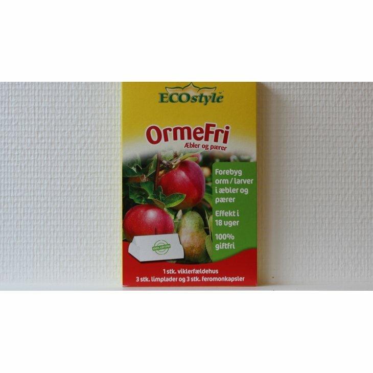Feromonfælde / viklerfælde til æbler og pærer
