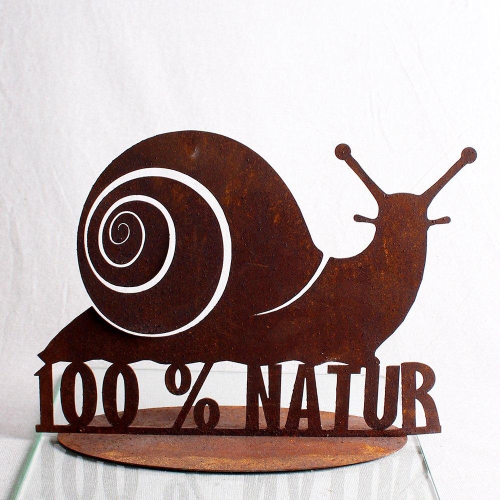 Snegl 100% natur 30 cm