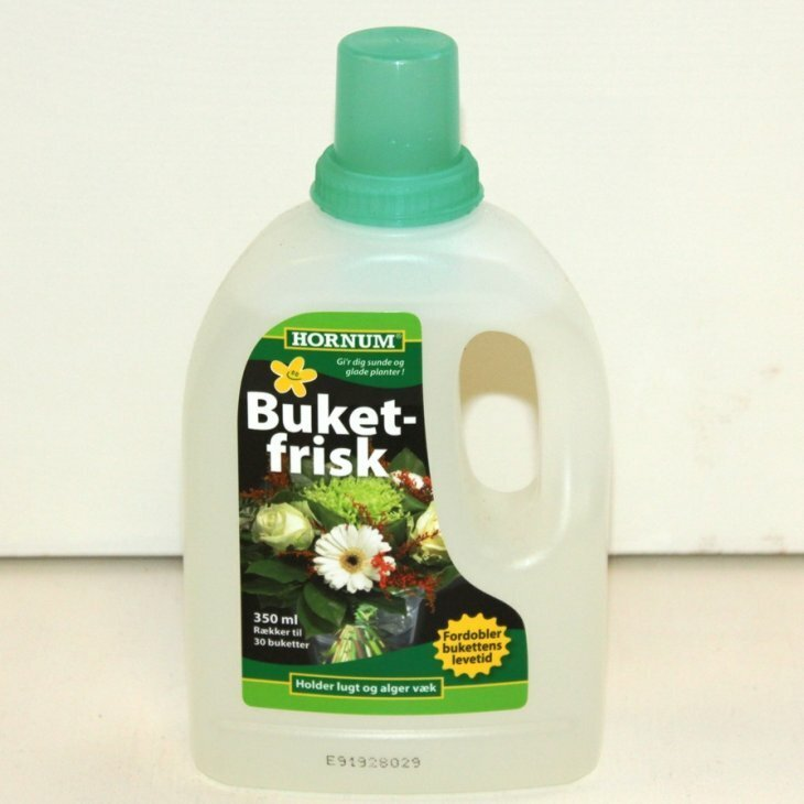 Hornum buketfrisk 350 ml