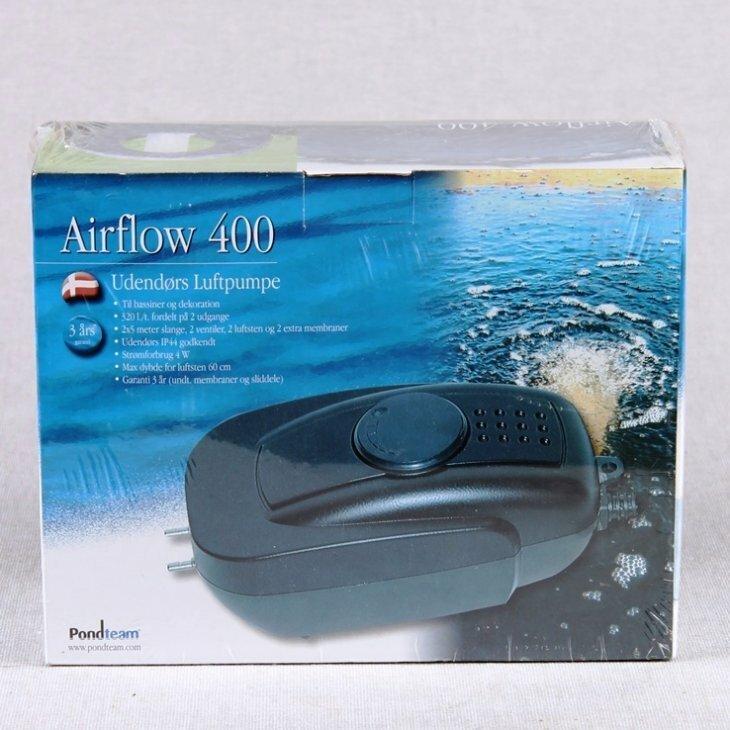 Luftpumpe AirFlow 400