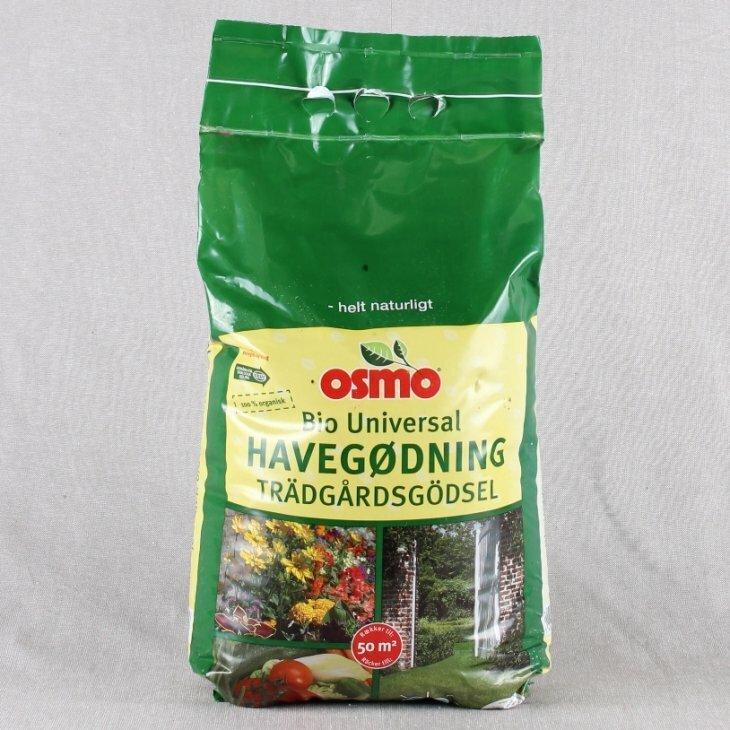Osmo Havegødning Organisk 5 kg