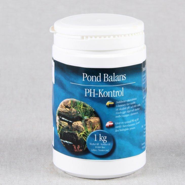 PH-Kontrol 1 kg til 10000 liter