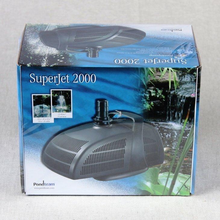 Springvandspumpe Superjet 2000 - 35 W