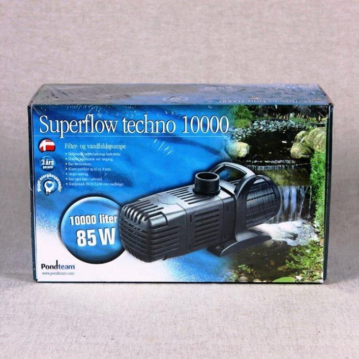 Superflow Techno 10000 - 85 W