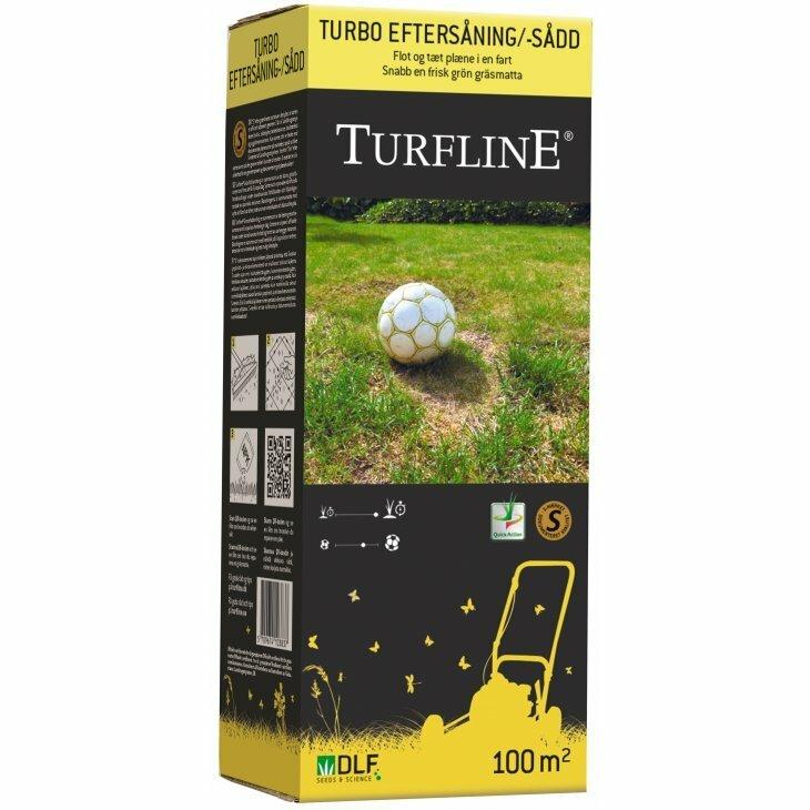Turfline Turbo Eftersåning Plænegræs 1 kg