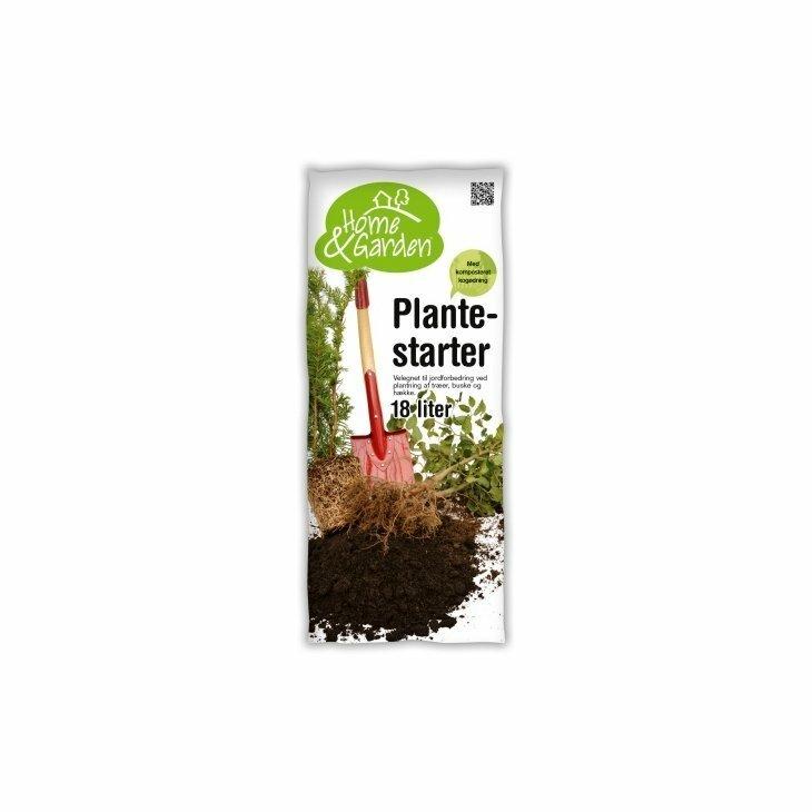 Plantestarter 18 L
