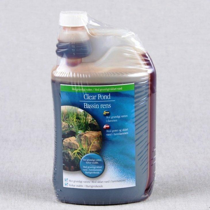 Bassin Rens 1 liter til 20000 liter
