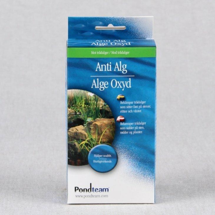Alge Oxyd 250 gr til 5000 liter