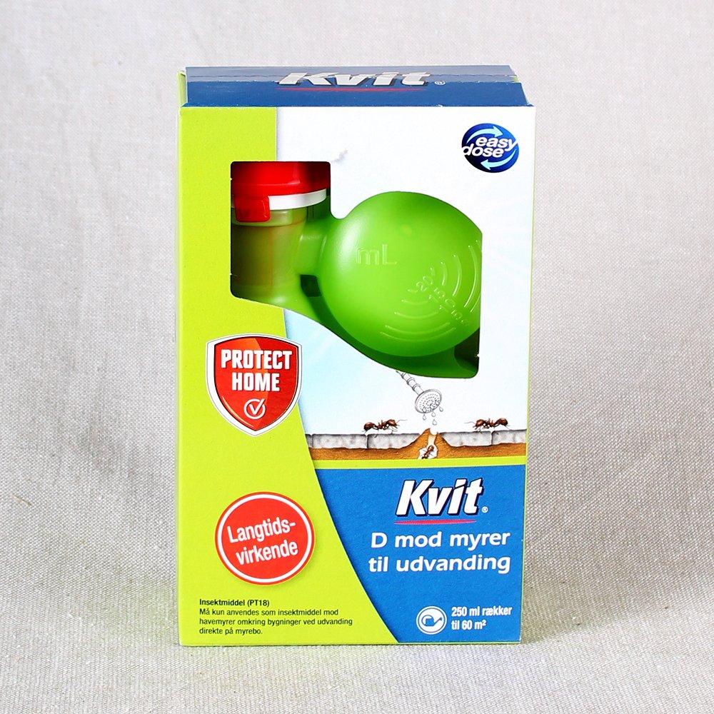 Myremiddel Kvit D mod myrer til udvanding 250 ml