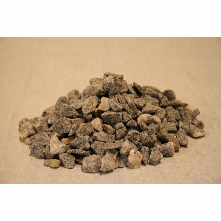 Granitskærver, grå 11-16 mm. ton.