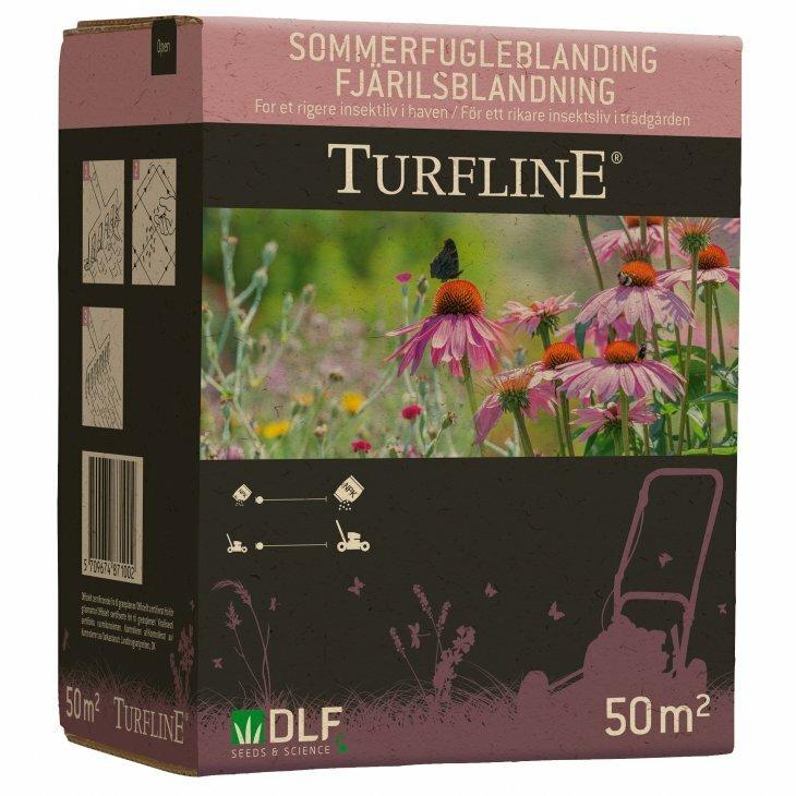 Turfline Sommerfugleblanding til 50 m2