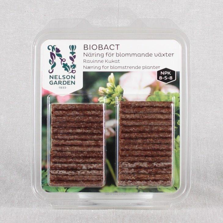 Gødningspinde til blomstrende planter fra BioBact 28 stk./pk