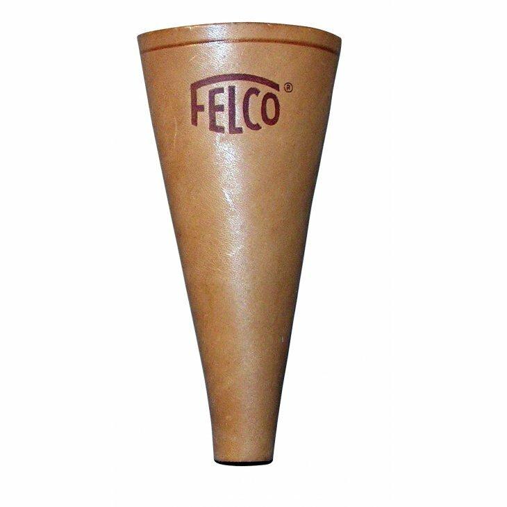 Felco læderskede med klips