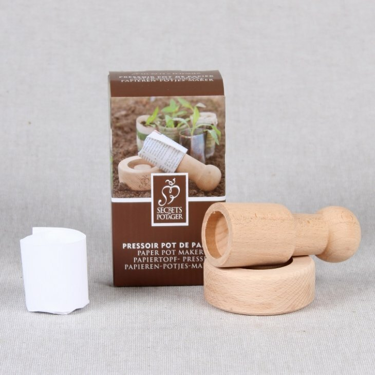 Paperpot Maker / Papirpotte presse