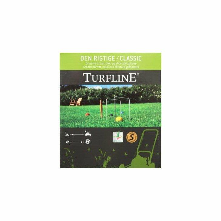 """Turfline """"Den Rigtige"""" Classic Plænegræs"""
