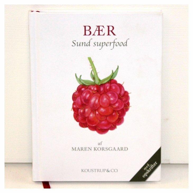 Bær - sund superfood