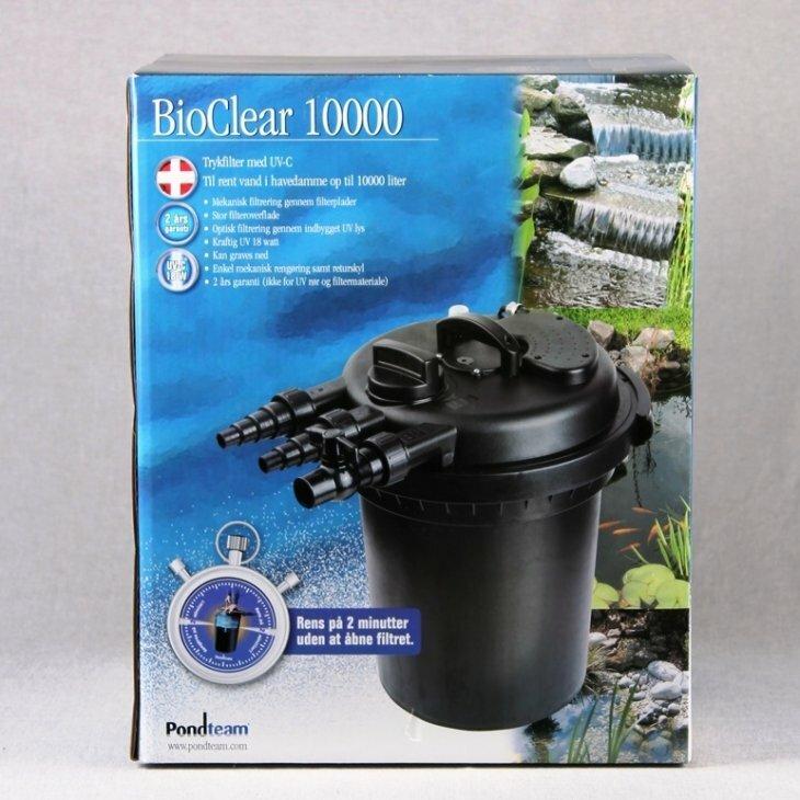 Trykfilter BioClear 10000 - 18W UV-C