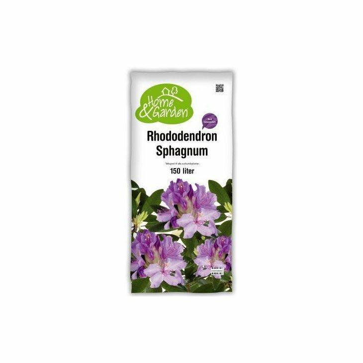 Rhododendron Spagnum 150 L