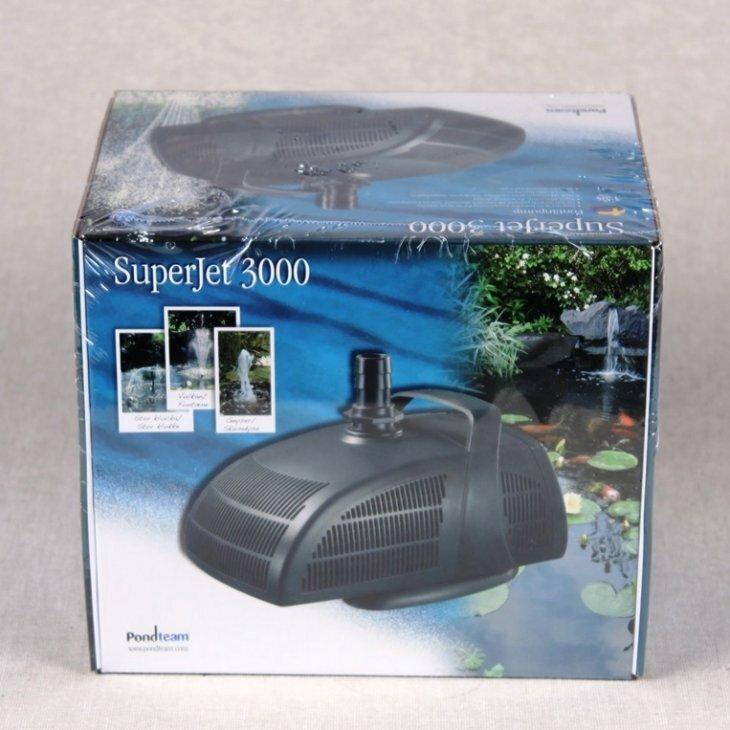Springvandspumpe Superjet 3000 - 60 W