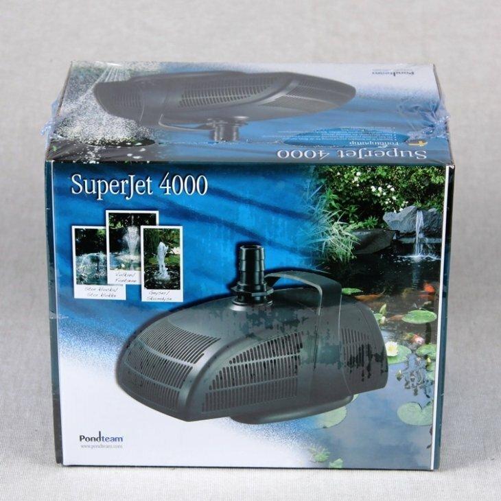 Springvandspumpe Superjet 4000 - 75 W